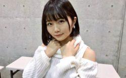 秋吉優花(HKT48)の水着画像は?胸(カップ)や年齢って?彼氏の存在が気になる!
